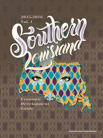 Southern Louisiana Economic Development Guide, St. Bernard Economic Development Foundation, SBEDF, New Orleans, Louisiana, Andrew Jacques