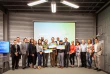 Schmelly's Dirt Farm wins Startup St. Bernard 2019