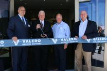 Valero Ribbon Cutting